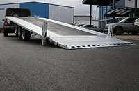 Brian James CarGO Tilt-bed Trailer