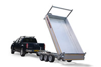 Brian James CarGO Tipper Trailer