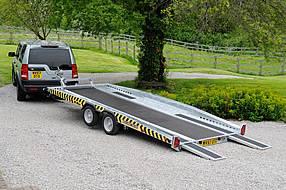 Southern Trailers - Brian James Hi-Max Trailer.