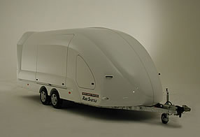 Southern Trailers -  Brian James Race Shuttle RS5 Trailer.