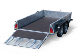 Southern Trailers - Brian James CarGo Shifter Trailer.